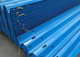 波形护栏加强改造方案如何加强波形护栏的防撞能力