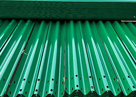 gr-sb-2e型波形梁钢护栏价格