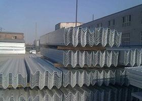 热镀锌波形钢护栏板生产厂家